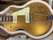 GIBSON LES PAUL '52 TRIBUTE LIMITED EDITION BULLION GOLD 2013
