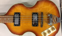 EPIPHONE VIOLA BASS LEFT HAND