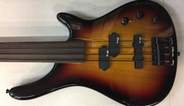STAGG BC 300 FRETLESS