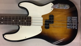 FENDER PRECISION BASS MIKE DIRNT